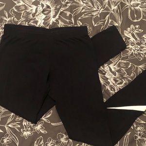 Like New Nike girls leggings
